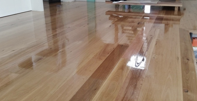 Finishing Touch by ElegantTimberFloors