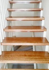 Stair Steps photo by Elegant Timber Floors
