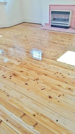 Elegant Timber Floor project 02