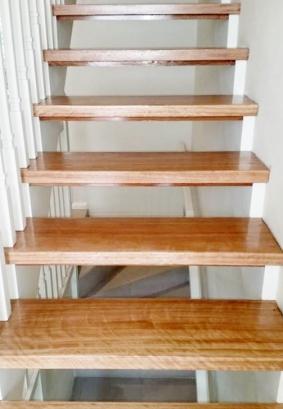 Heavenly Stairways by Elegant Timber Floors